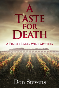 Finger Lakes Wine Mystery
