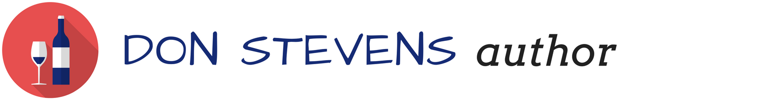 Don Stevens Author Page